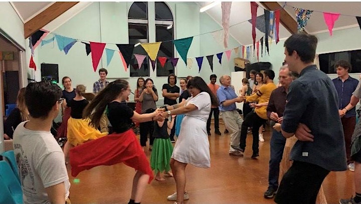 CELTIC DANCING  for all ages and abilities image