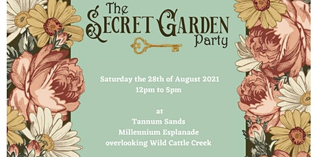 Tannum Sands Kindergarten The Secret Garden Party tickets