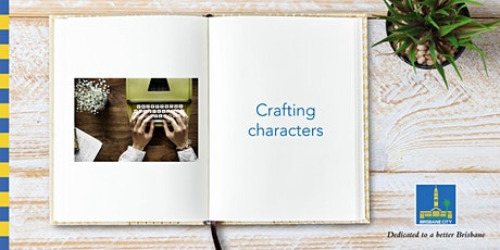 QWC workshop: Crafting characters - Sandgate Library tickets