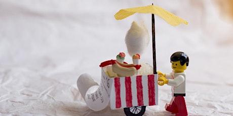 LEGO Club: Design Your Dinner tickets