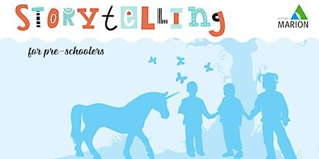 Storytelling for Preschoolers @ Park Holme tickets