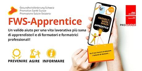 Apprentice. Un aiuto efficace per formatrici e formatori tickets