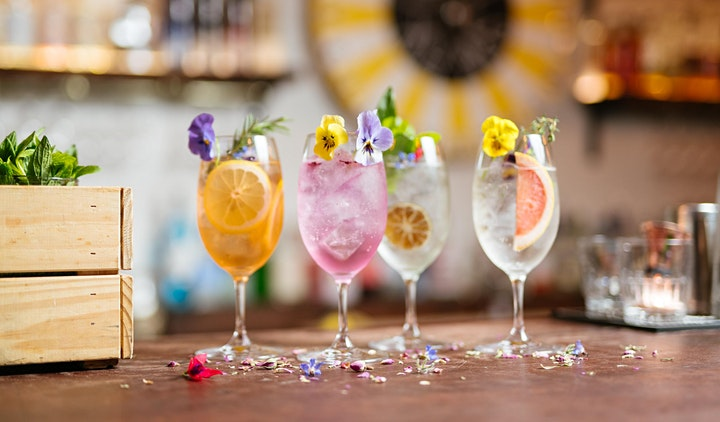 Gin Masterclass    August image