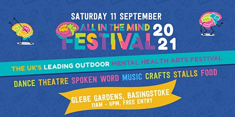 All in the Mind Festival 2021 tickets