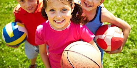 Term 3 Junior Basketball Program 7-10 year olds tickets