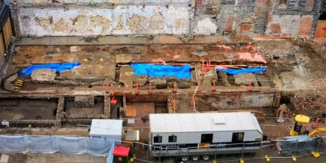 Heritage Address 2021: Secrets of the City – New Archaeological Discoveries tickets
