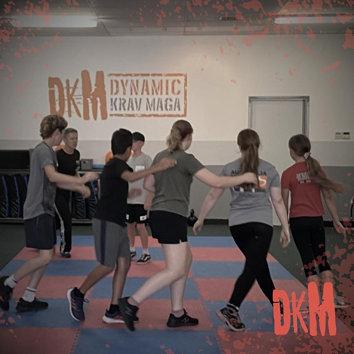 No One Messes With Me - Self Protection Holiday Camp for Teens image