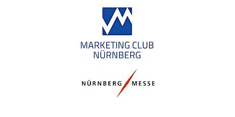 Nürnberg Messe - Vor-Ort-Marketing im Messezentrum Tickets