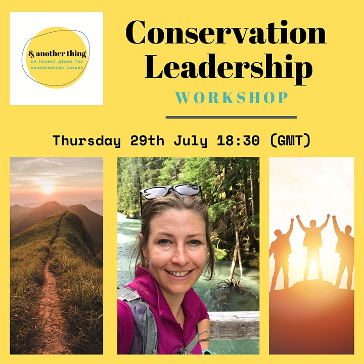 & Another Thing: Conservation Leadership Workshop image