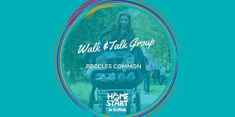 Home-Start in Suffolk : Walk & Talk Group: Beccles Common tickets