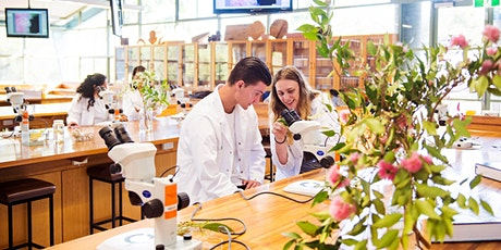 Online Information Session - Science and Environment tickets