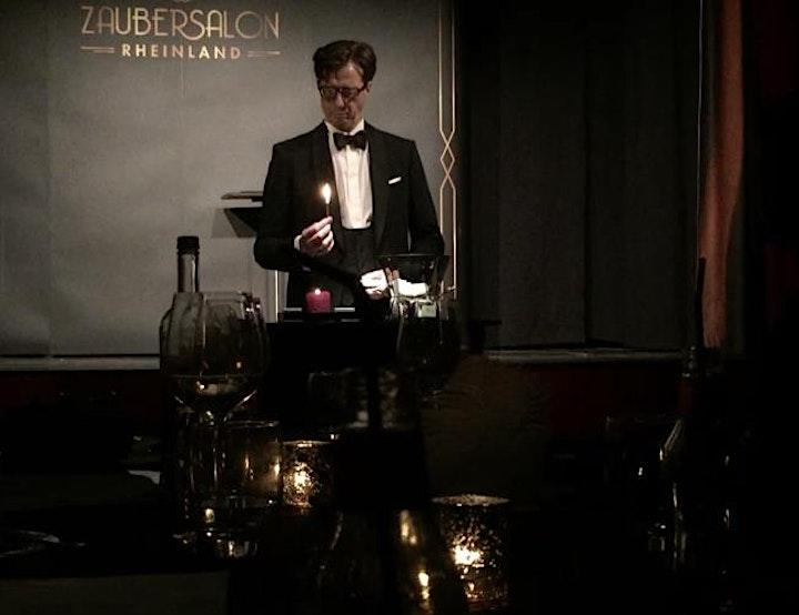 ZAUBERSALON RHEINLAND präsentiert: AbraCadabra | Die Magische Dinnershow: Bild