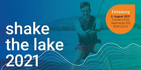 shake the lake 2021 - Unser agiler Sommer-Event am Zürichsee Tickets