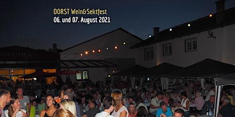 DORST Wein&Sektfest Tickets