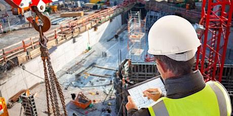 Construction Industry Webinar on PI Insurance tickets