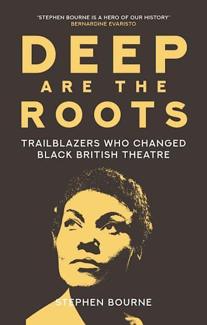 Trailblazers of  Black Theatre. Plus Q&A image