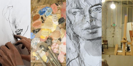 Figure & Life Drawing (Wednesday evenings during July) tickets