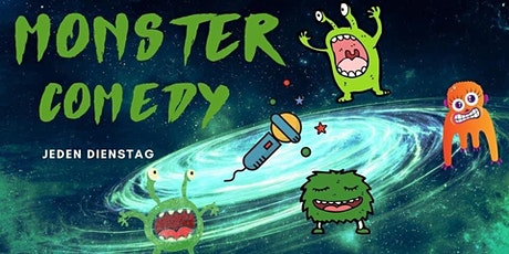 MONSTER! Stand up Comedy im Mad Monkey Room Tickets