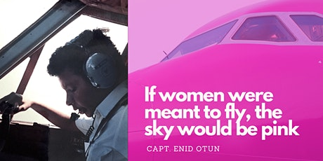 Norwich Pride: An Evening with Captain Enid Otun tickets