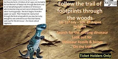 Family Dinosaur Trail tickets