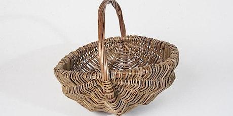 Christmas Basket Making with Sarah Gardner tickets