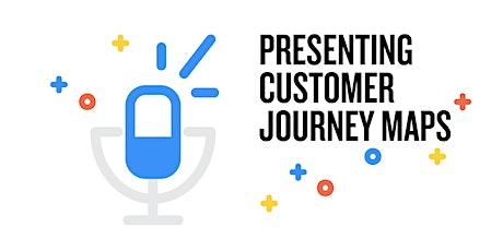 Webinar: Presenting journey maps tickets