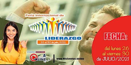 Feria Internacional de Liderazgo 2021 entradas