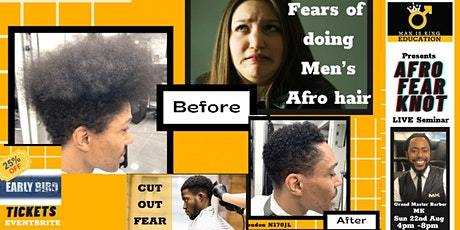 AFRO FEAR KNOT tickets