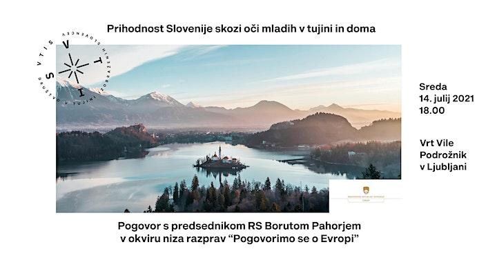 Prihodnost Slovenije skozi oči mladih v tujini in doma image