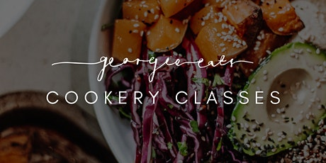 October Cookery Class tickets