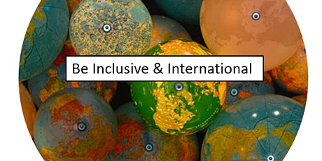 Inclusive and International: Build your Cultural Intelligence tickets