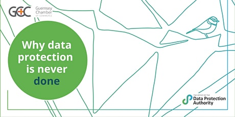 Lunch & Learn - Why data protection is never done tickets