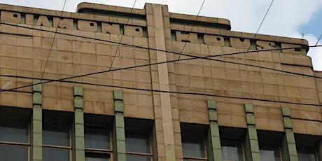 Art Deco to Moderne walking tour tickets