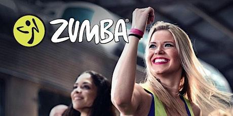FREE Zumba with Rebeckah (Online class) tickets