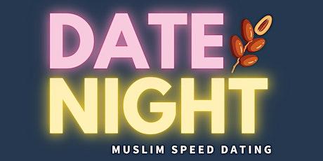 Date Night - Muslim Speed Dating tickets
