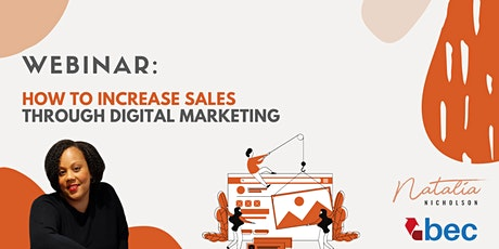 How to Increase Sales through Digital Marketing tickets