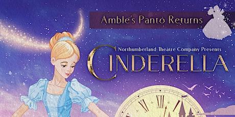 Cinderella - The Amble Panto! tickets