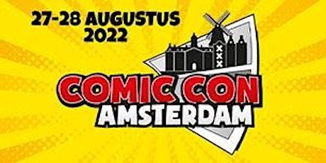 Comic Con Amsterdam tickets