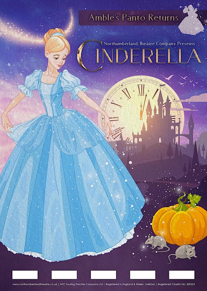 Cinderella - The Amble Panto! image