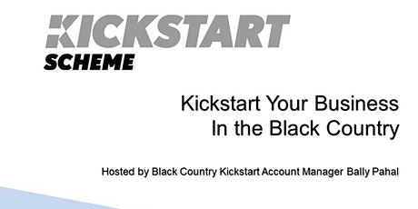 Kickstart Your Business In The Black Country tickets