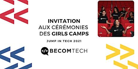 GIRLS CAMP VAL D'OISE - À CERGY PONTOISE billets