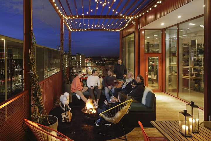 Rooftop Music Sessions: Live Jazz image