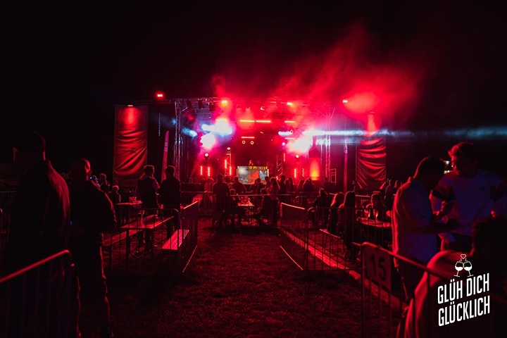 Glüh Dich Glücklich  - Summer Festival - im Beachclub Düsseldorf!: Bild