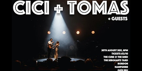 An Evening with Cici & Tomas tickets