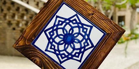 Persian Tiles with Monir Amir tickets