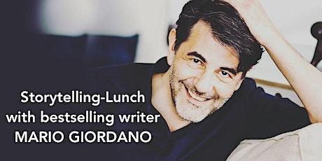 Storytelling-Lunch mit Mario Giordano Tickets