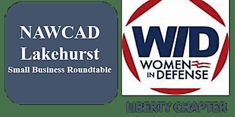 NAWCAD LKE-SBR and WID-LIB Webinar: At the Head of the Table tickets