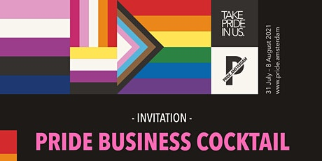 THE PRIDE BUSINESS COCKTAIL tickets