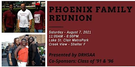 Phoenix Family Reunion tickets