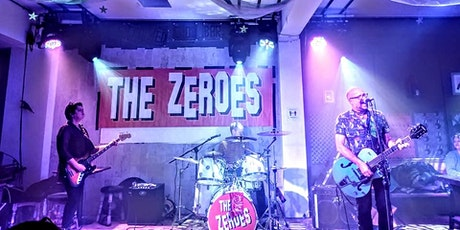 The Zeroes tickets